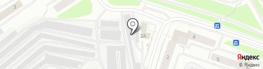 Наш общий дом на карте Мурманска
