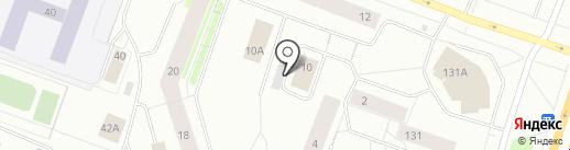СтройМИКС на карте Мурманска