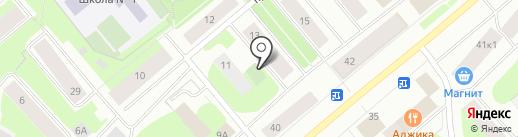 Недвижимость на Мурмане на карте Мурманска