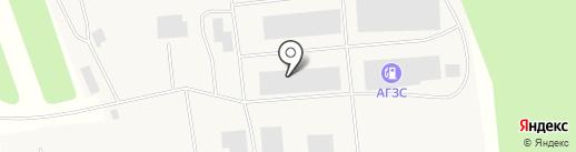 Вейк-Авто на карте Колы