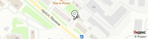 Ф.О.Н. на карте Мурманска