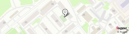 Оценка-сервис на карте Мурманска