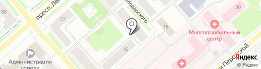 POLARBOX на карте Мурманска