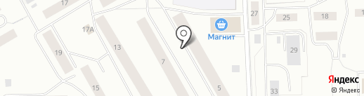 Схема51 на карте Мурманска