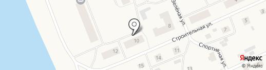 Сеть платежных терминалов на карте Зверосовхоза