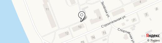 Магазин на карте Зверосовхоза