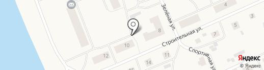 Мурманский расчетный центр, НКО на карте Зверосовхоза