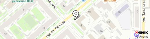 СПСР-ЭКСПРЕСС на карте Мурманска
