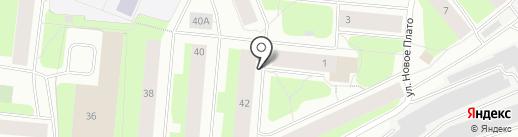 Clever на карте Мурманска
