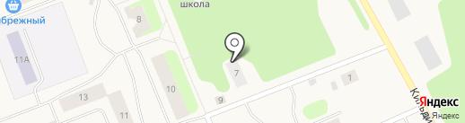 Корнер на карте Зверосовхоза