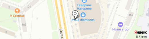luhta на карте Мурманска