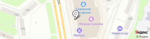 Zifa на карте Мурманска
