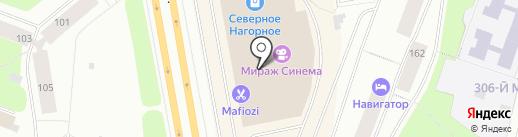М.видео на карте Мурманска