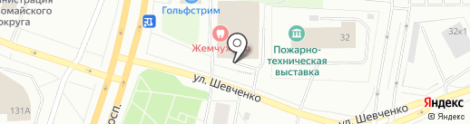 Ломбард-РАНТЬЕ на карте Мурманска