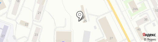 АвтоSpa Мурманск на карте Мурманска