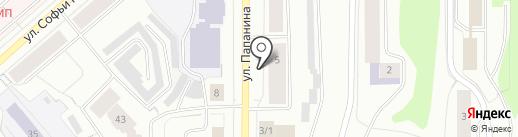 Добродум на карте Мурманска