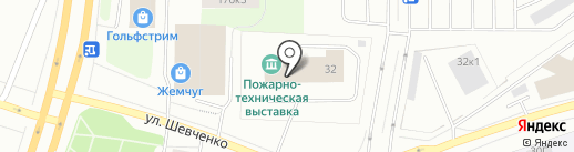 Оптовая компания на карте Мурманска