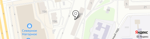 Единый расчетный центр на карте Мурманска