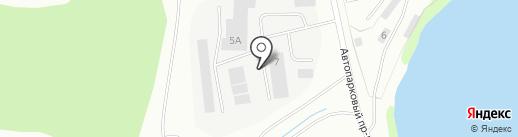 Авто Хэлп на карте Мурманска