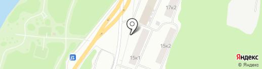 Центр медтехники на карте Мурманска