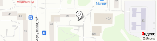 Магазин на карте Мурманска