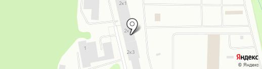 Партнер №1 на карте Мурманска