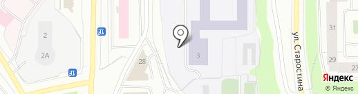Мурманское общество автомобилистов на карте Мурманска