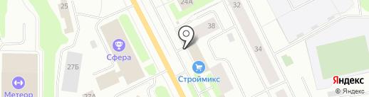 bono на карте Мурманска