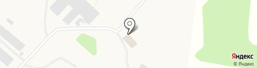 Отдельный пост пожарной части №22 на карте Зверосовхоза