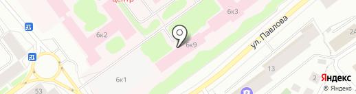 Почтовое отделение №47 на карте Мурманска