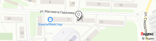 Новый на карте Мурманска