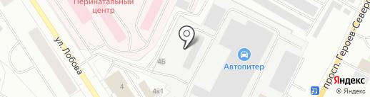 MurmanMebel51 на карте Мурманска