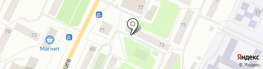 Продукты из Белоруссии на карте Мурманска