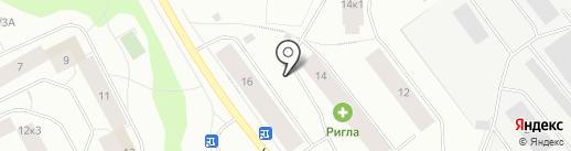 Эконом-Норд на карте Мурманска
