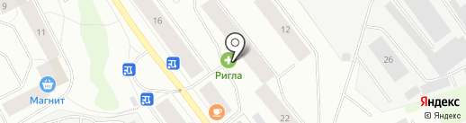 Олимп Фуд на карте Мурманска