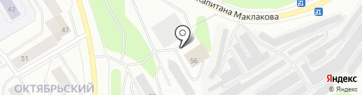 KAILAS на карте Мурманска