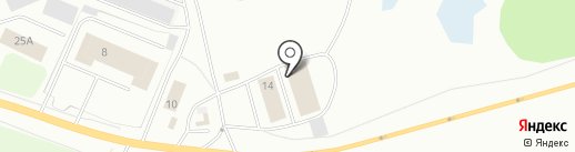 BU51 на карте Мурманска