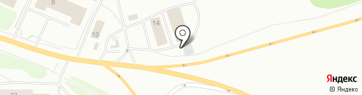 Виктория на карте Мурманска