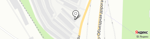 Запаска_51 на карте Мурманска