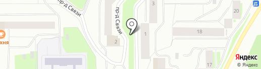 Восточный, ТСЖ на карте Мурманска