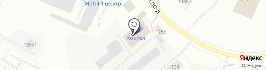 Севтехпроммонтаж на карте Мурманска
