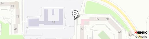 Аптека Первая на карте Мурманска