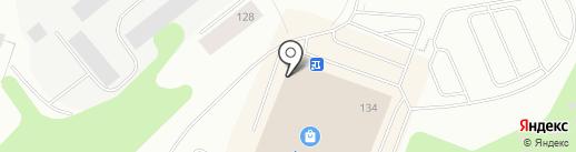 Мебель по карману на карте Мурманска