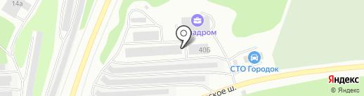Neon Studio на карте Мурманска