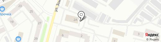 Пит-Стоп на карте Мурманска