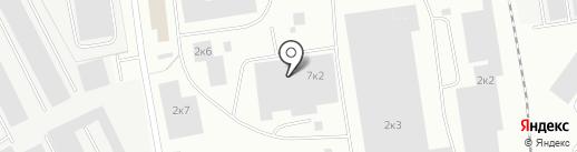 trud51.com на карте Мурманска