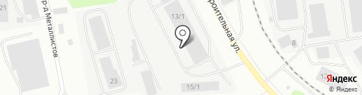 Мой Авто на карте Мурманска