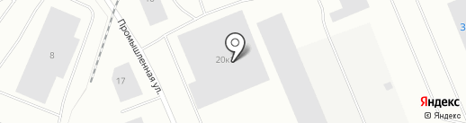 Призма, ЗАО на карте Мурманска