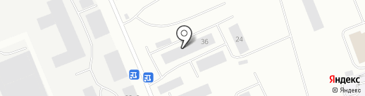 Русь Авто на карте Мурманска