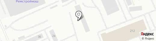 Транспортная компания на карте Мурманска